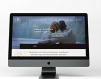 Robinson Funeral Home | Branding