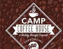 Camp Coffee House Logo