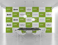 Media Wall Design   ZONG   Raahayyn   TUSCANY   Omer Ks