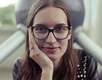 Julia    Mamiya C220f + Kodak Portra 160