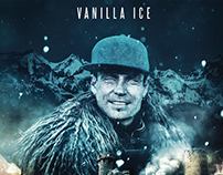 Cool as Ice movie poster redesign