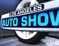 2016 Los Angeles Auto Show Package