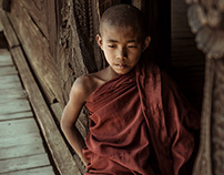 People of Myanmar | Photography project