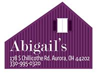 Abigail's Logo