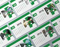 Table Calendar for MAGISTRAL