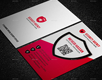 Security Business Card Version 2