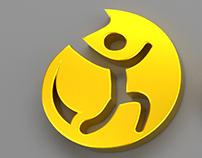 Oil & Fit Logo Design