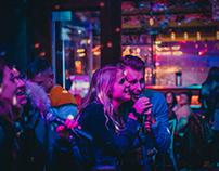 Blue Bird Karaoke pub Budapest ( Best of NOV 2019 )
