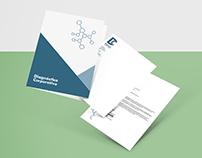 Identity for clinical lab Identidad para laboratorio