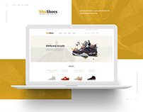 ShuShoes - Online store with a sport assortment