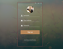 Android Application UI