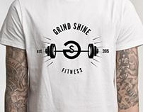 Grind Shine Fitness logo
