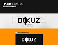 Dokuz Creative Logo / ID Design