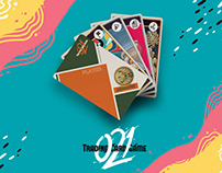 021 Trading Card Game
