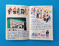Travel Notebook 2017