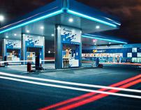 Gazprom Neft petrol stations