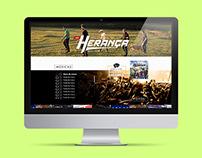 Website Herança
