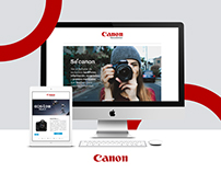 Email Newsletter - Canon