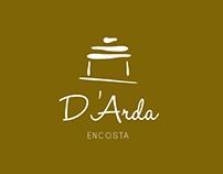 Logo Design - D´Arda