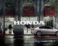 Honda Rebrand - Brochure