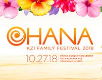 OHANA Event Branding