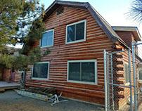 Log Home Finishing (970) 368 2308