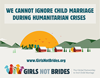 Girls Not Brides - Info-graphic