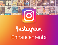 Instagram Enhancements