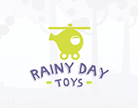 Rainy Day Toys Brand Development