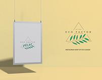 Логотип для инстаграм-магазина