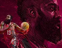 NBA. James Harden