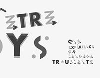 L'être DYS - Branding