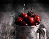 Cup with Cherries!!!