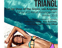 Triangl Pop-Up Shop