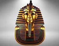 The King Tutankhamun