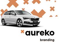 Aureko branding