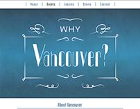 Vancouver Web Design/Development