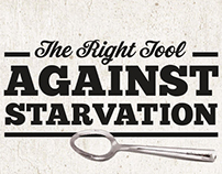 """Operation Hunger"" for ActionAid©"
