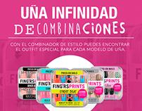 Fingr's Prints Combinador