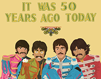 50 Years of Sgt. Pepper