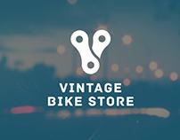Vintage Bike Store - Logo