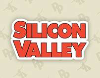 Silicon Valley Stickers (2015)