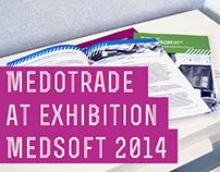 Medotrade at exhibition MEDSOFT 2014