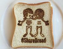 #sharebread