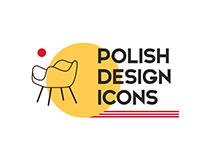 icon set | polish design | furniture