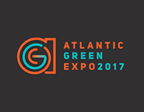 Atlantic Green Expo Branding