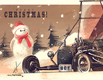 Christmas Rod 2016