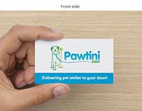 Pawtini Promo Card