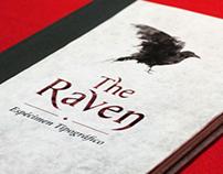 The Raven - Tipografía y Especimen