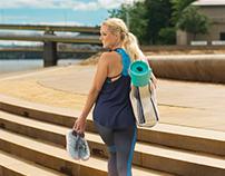 Summer Women's Yoga Fashion